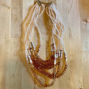 Anthropologie necklace.